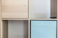 Spodní pokoj - skříňka